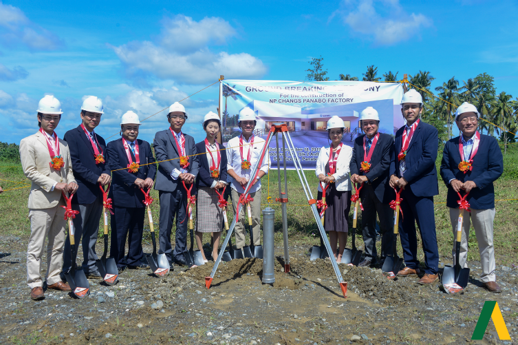 Packwell, along with the Members of the Japanese Chamber of Commerce in Davao and KDDI