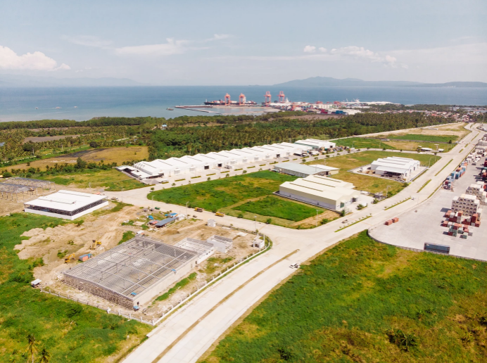 The Anflo Industrial Estate