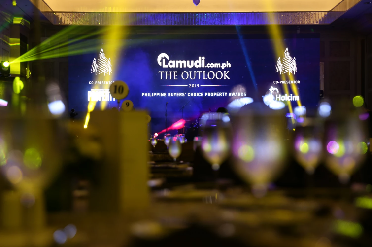 The Outlook 2019 by Lamudi Philippines Award's Night